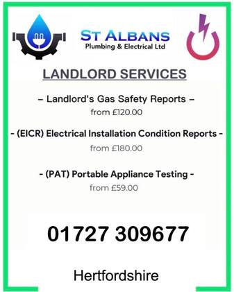 St Albans Electrical Installation Condition Report